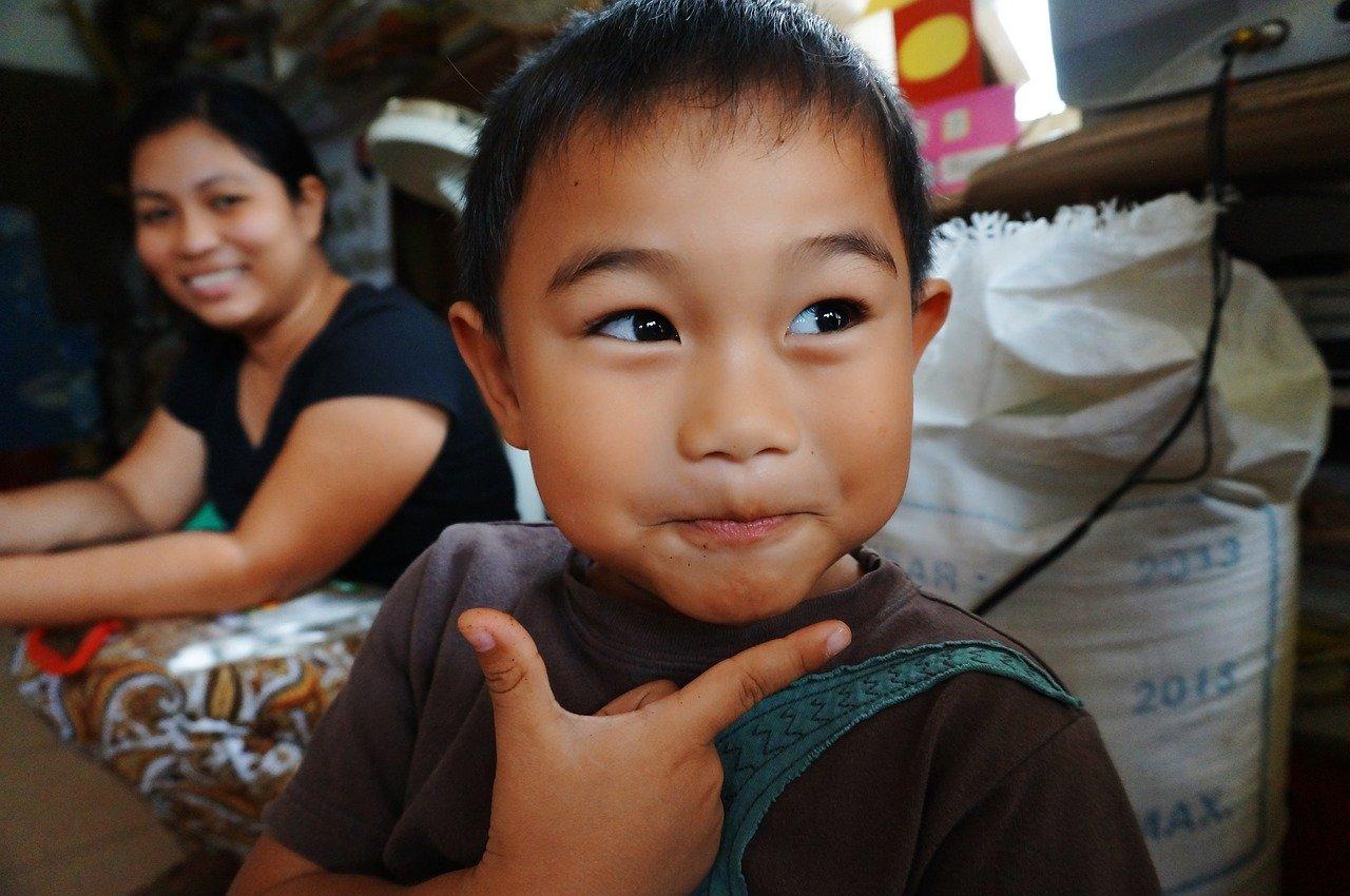 Volunteer for children